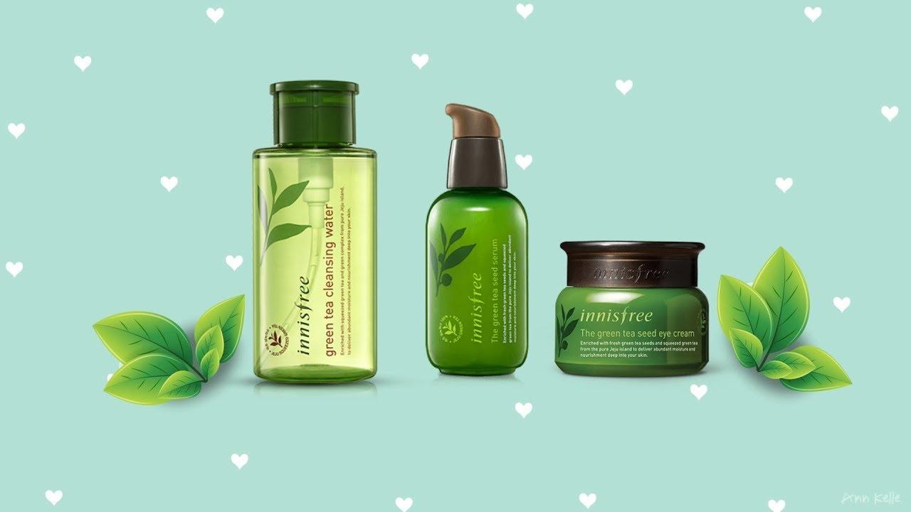 Innisfree là một trong những dòng mỹ phẩm dành cho da dầu và mụn được nhiều chị em tin dùng