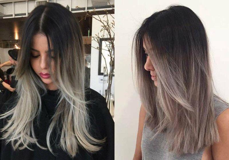 Kiểu tóc chỉ nhuộm phần đuôi đang trở thành xu hướng thịnh hành trong giới trẻ hiện nay.
