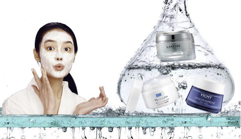 Da đẹp, khỏe hơn nhờ dùng kem dưỡng da mặt đúng cách