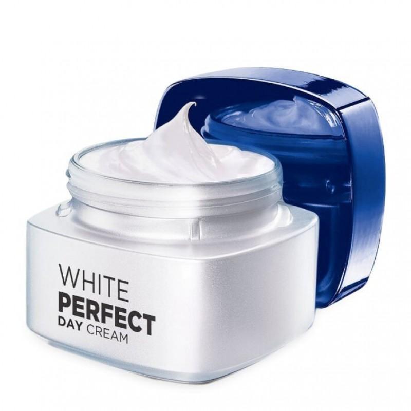 kem dưỡng trắng da mặt loreal