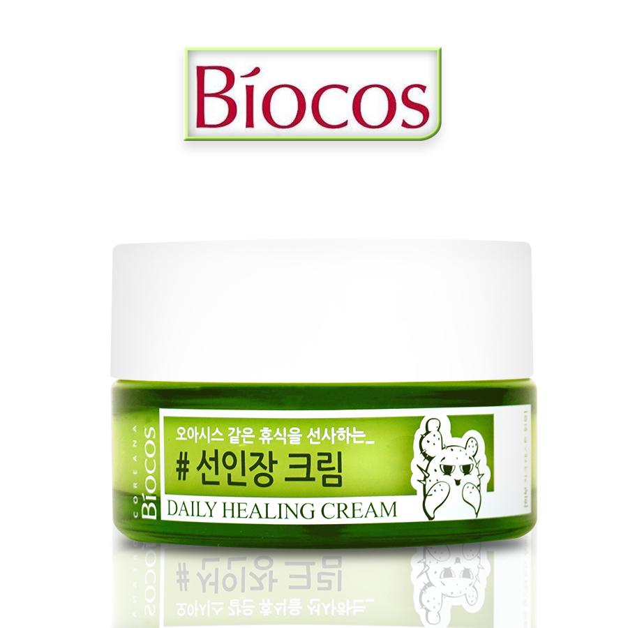 Kem dưỡng ẩm nhà Coreana Biocos phù hợp với tất cả loại da