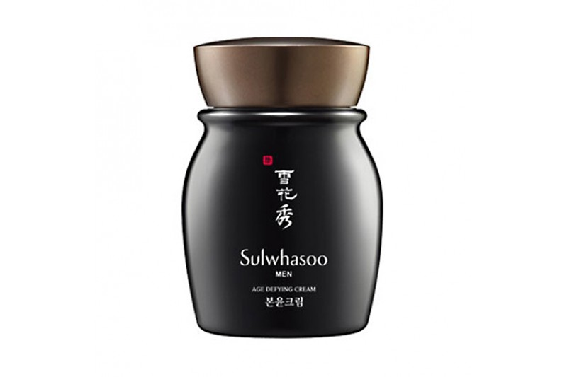 Kem dưỡng da cho nam Sulwhasoo Age Defying Cream. (Ảnh: Sulwhasoo)