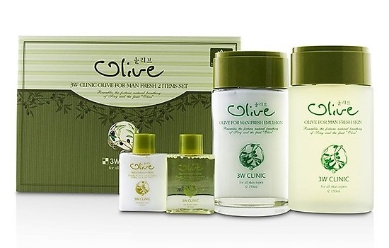 Kem dưỡng da cho nam của Olive 3W Clinic. (Ảnh: Olive 3W Clinic)
