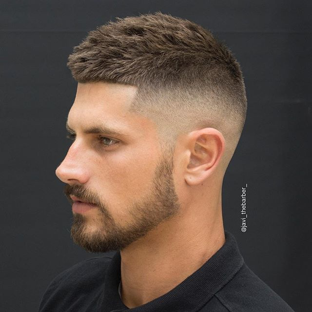 kiểu tóc nam đẹp 2019
