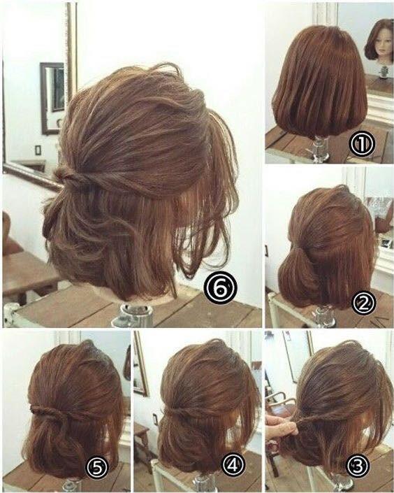 Kiểu tóc tết gọn gàng sẽ giúp các bạn nữ trở nên đáng yêu hơn trong các buổi tiệc