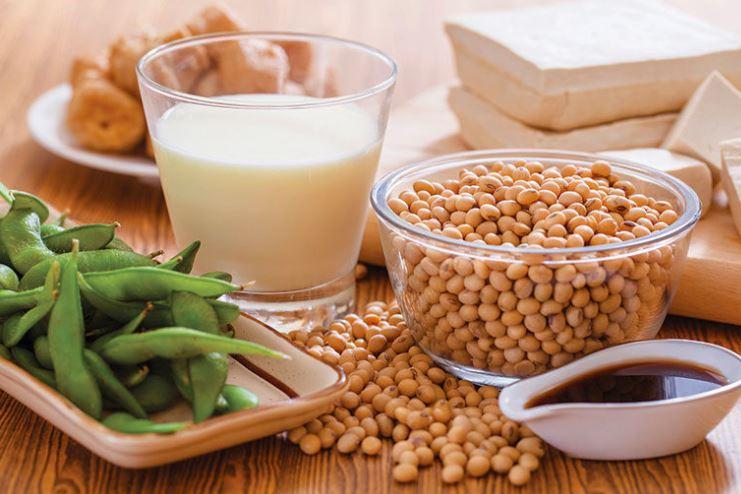Lợi ích của đậu nành đối với sức khỏe