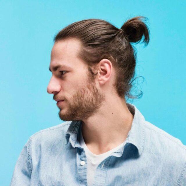 mẫu tóc đẹp cho nam mặt tròn
