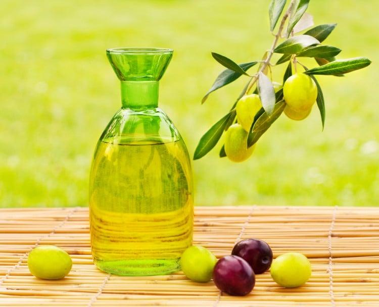Tinh dầu oliu nguyên chất đảm bảo cho sức khỏe và làn da đẹp