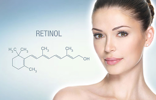 Retinol thẩm thấu nhanh vào da và tăng quá trình tái sinh tế bào mới