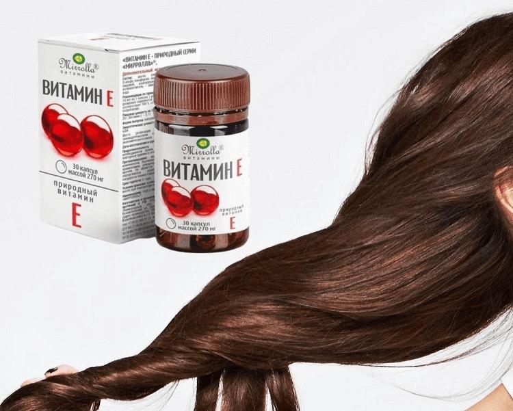 Vitamin E đỏ giúp dưỡng tóc, phục hồi tóc hư tổn