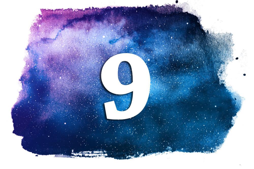 Giải mã đặc điểm, tính cách, con người của những người thuộc thần số học số 9.