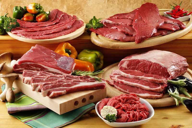 Các loại thịt đỏ là nguồn thực phẩm giàu sắt cho bà bầu, đặc biệt nên bổ sung vào giai đoạn tam cá nguyệt.