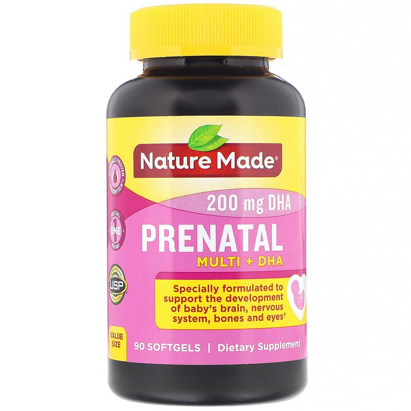 Prenatal Multi còn giúp giảm bớt tình trạng ốm nghén ở phụ nữ khi mang thai.