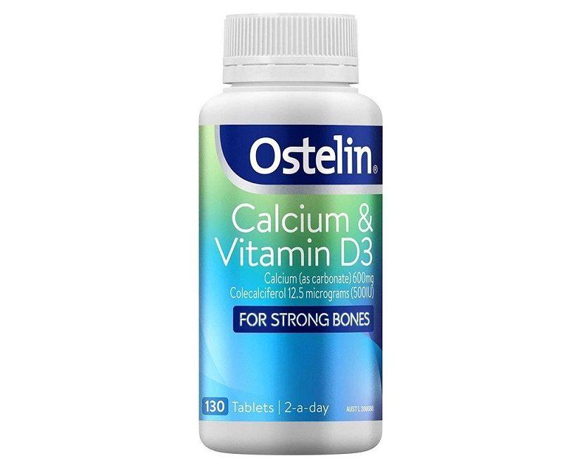 Bà bầu có nên uống thực phẩm chức năng không? - Ostelin Vitamin D và Calcium là một trong những sản phẩm bổ sung Vitamin cho bà bầu được ưa chuộng hiện nay.
