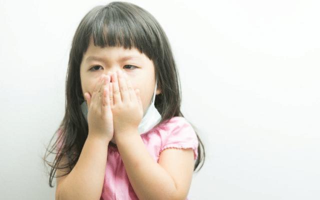 Hạn chế tình trạng ho phổ biến ở trẻ sơ sinh