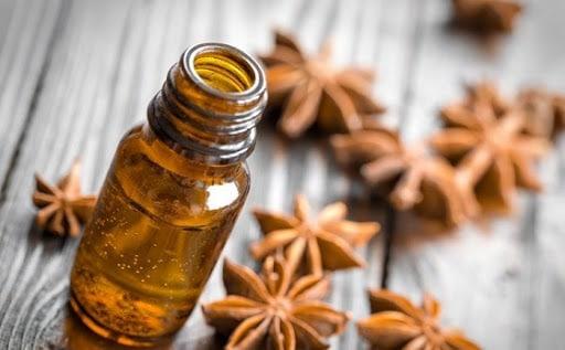 Tinh dầu hoa hồi có có khả năng sát khuẩn vết thương